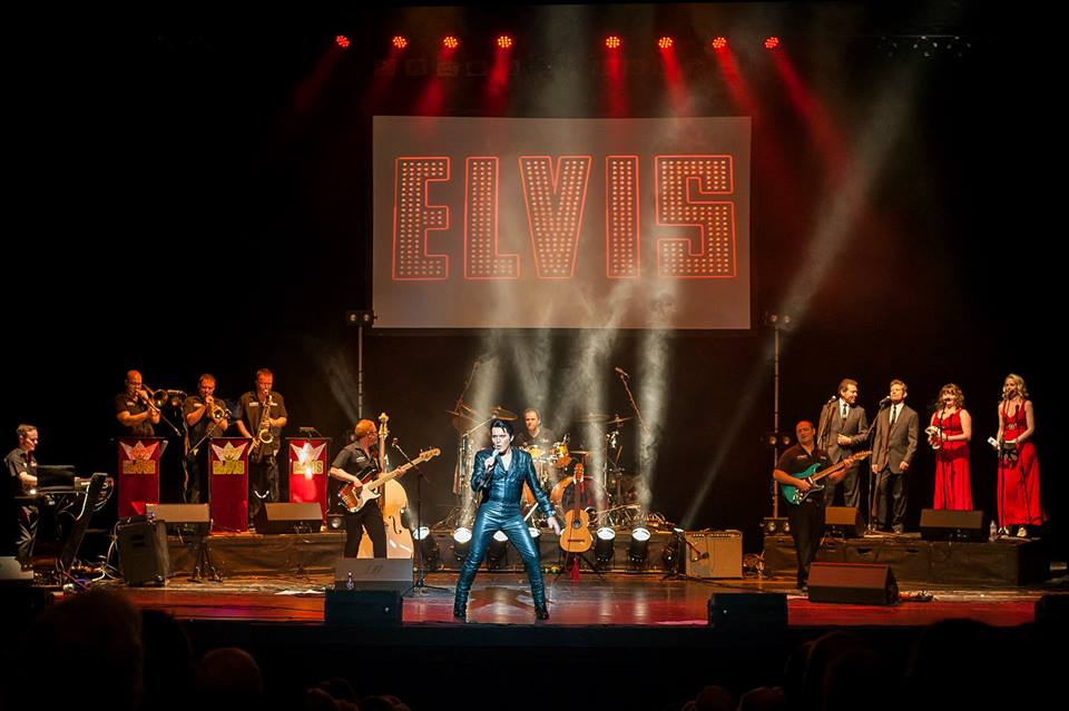 Rob Kingsley: Elvis PResley