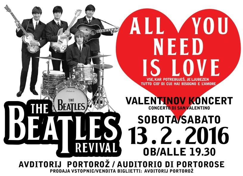 BEATLES ALL YOU NEED IS LOVE